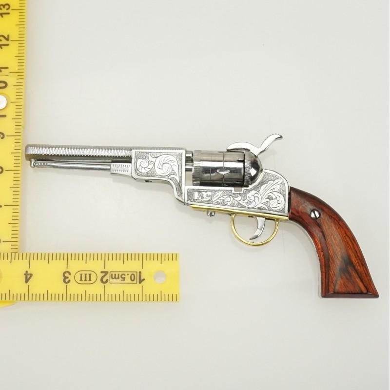 COLT 1851 Navy Civil War Revolver Pinfire Gun 2 mm.