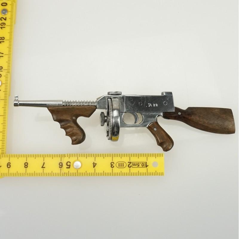 Tommy 8 Shot Pinfire Gun 2 mm. Wooden Edition