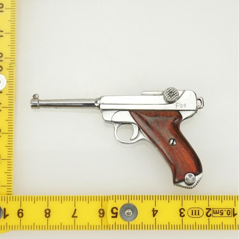 Luger Pinfire Gun 2 mm.