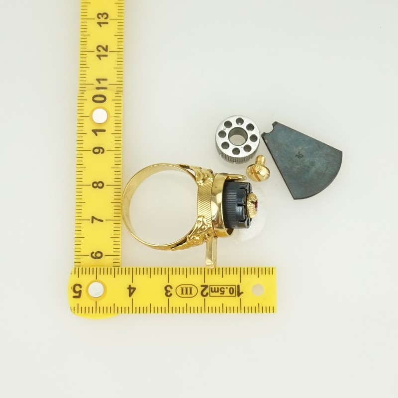 RING Gold pl. LIMITED EDITION