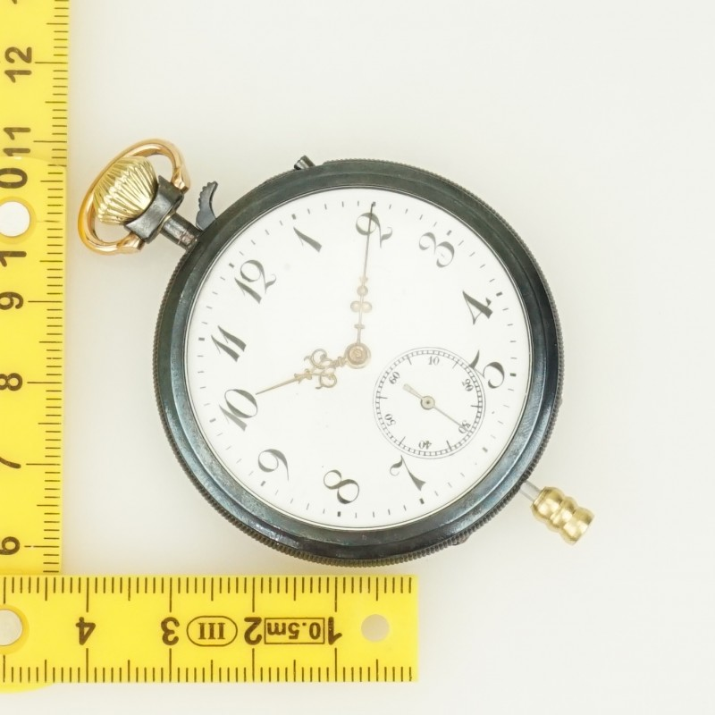 SPY Pocket Watch Pinfire Gun LIMITED EDITION